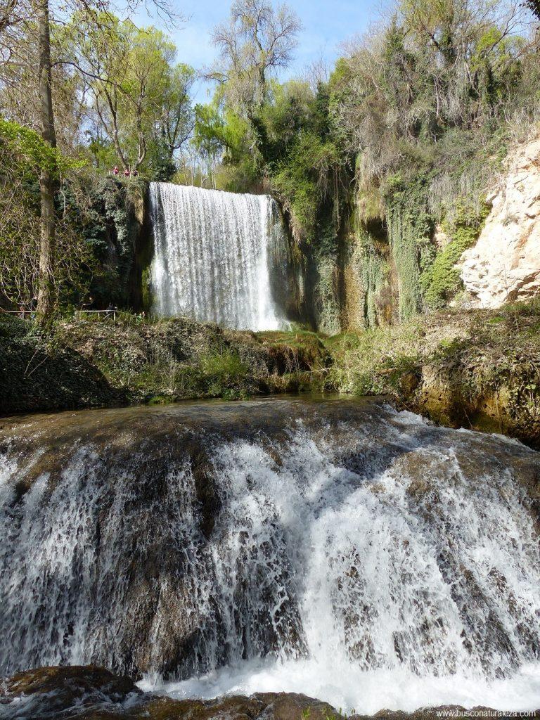 Cascadas monasterio de piedra