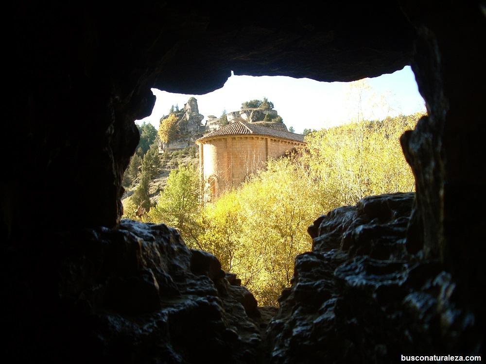 Cueva y ermita de san bartolome
