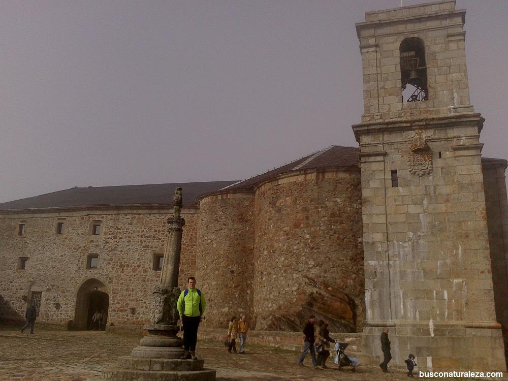 Peña de Francia Iglesia