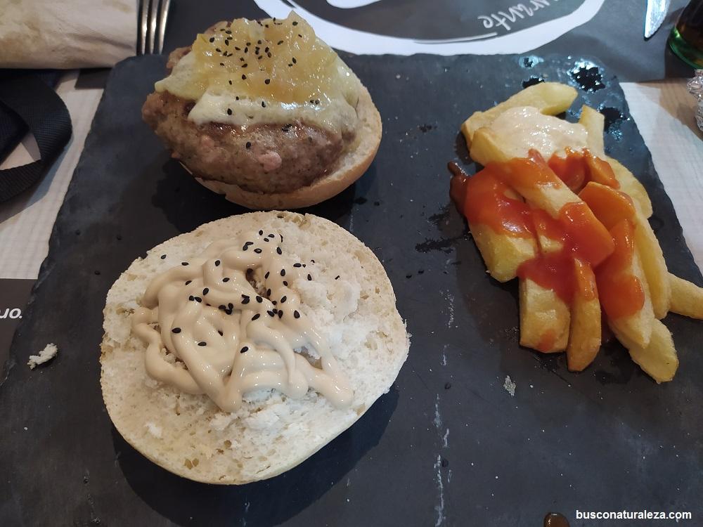 Hamburguesa Gourmet