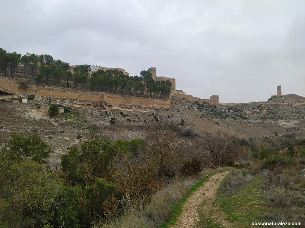 Alarcon y su muralla