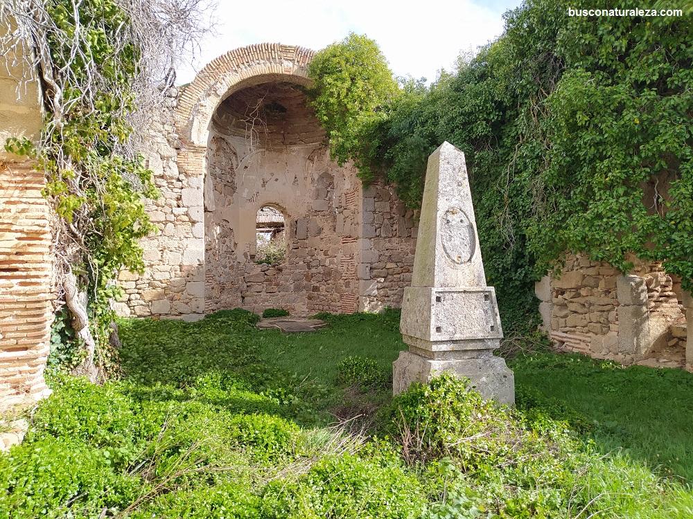 ruta monasterio