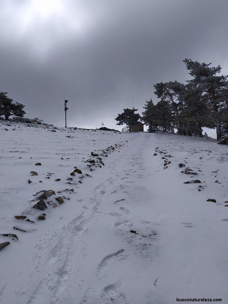 ruta pico mogorrita